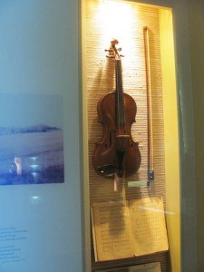 Violin with a family history