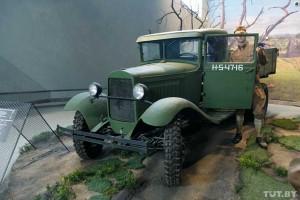 Pavel Michailov's car