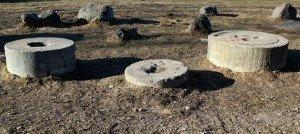 Stones millstones
