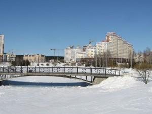 Minsk_Uruchcha_winter