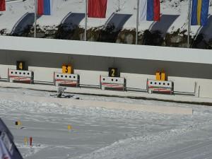 Biathlon-Targets