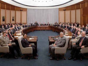 Board of Governors - International Monetary Fund. Photo by Wikimedia Commons