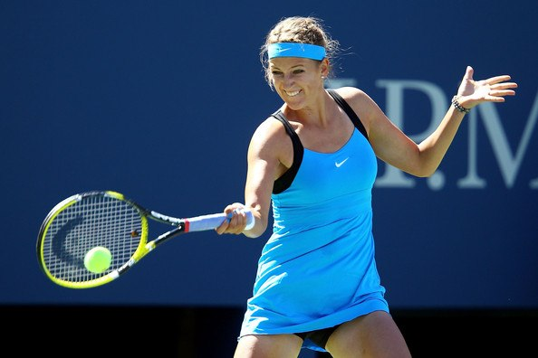 Victoria Azarenka at the 2011 US Open