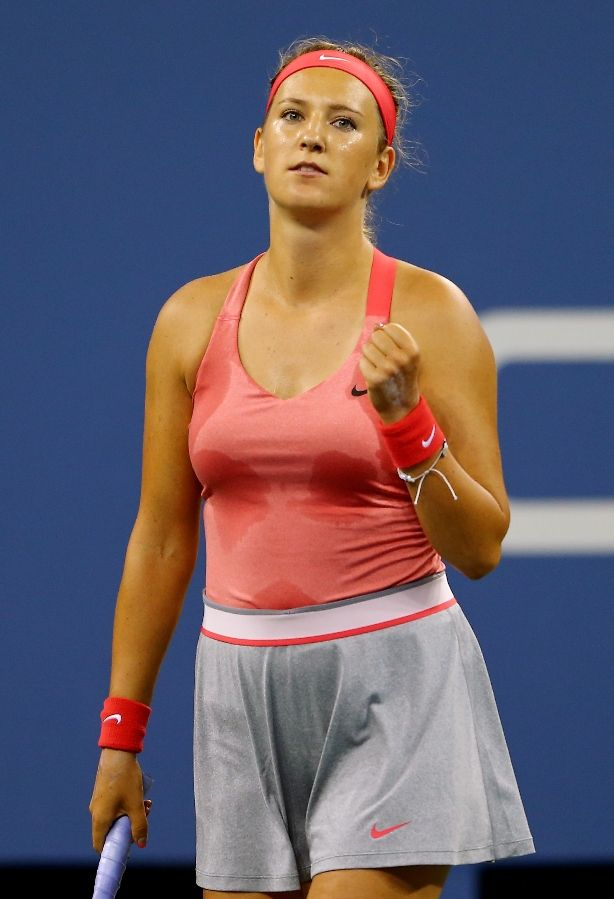 Victoria Azarenka at the 2013 US Open
