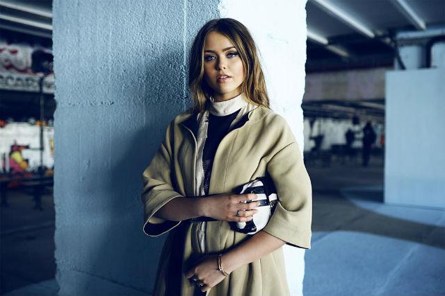 Kristina-Bazan-Named-New-Ambassador-For-L'Oréal-Paris