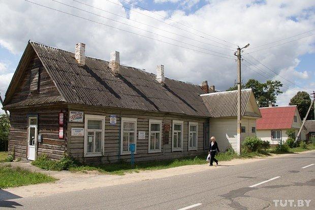 Stanislav Narbutt house in Braslav