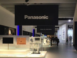 Panasonic at IFA