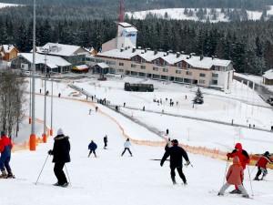 Silichy ski resort